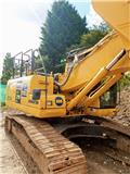 Komatsu PC210LC-10, 2016, Crawler excavators