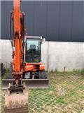 Takeuchi TB153FR, 2011, Minigrävare < 7t