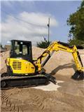 Yanmar Vio 50 U, 2018, Mini Excavators <7t (Mini Diggers)