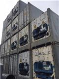 Carrier Reefer 40' HI Cube、2005、冷凍貨櫃