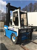 Semax 6000, 1997, Truckar och lastare för gruvor