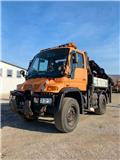 Mercedes-Benz Unimog, 2005, Utility machines