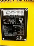 Iveco fpt wfm 100, 2013, Diesel Generators