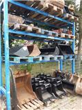 Kinshofer Anbauteile, Mini ekskavatörler, 7 tona dek