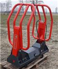 SID Ballengreifer Ballenzange/ Bale Grapple 0,90m, 2019, Bale clamps