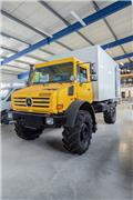 Mercedes-Benz Unimog, 2015, Ambulance