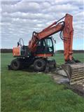 Hitachi 140W, 2010, Wheeled Excavators