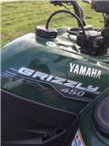 Yamaha Grizzly 450, 2016, ATV