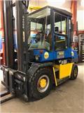 Kalmar DCD 40, 1999, Diesel Forklifts