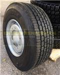 Hankook AW02 385/65R22.5 M+S, 2017, Tires