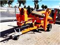 Niftylift 170HAC, 2009, Trailer Mounted Aerial Platforms