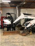 Bobcat E 42, 2016, Excavadoras 7t - 12t