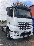 Mercedes-Benz Arocs 2551, 2014, Kotalni prekucni tovornjaki