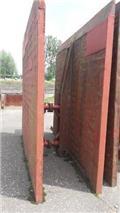 Szalunek do wykopów E + S  3,00 m x 2,55 m środkow, Pozostały sprzęt budowlany