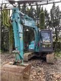 Kobelco SK 75, 2016, Mini excavators  7t - 12t