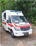 Mercedes-Benz Sprinter 515 CDI, 2021, Ambulances