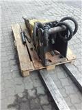 Atlas Copco SB 302, 2015, Ciocane hidraulice batut piloni