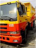 닛산 CWB549 6X4, 2013, 건설현장 덤프트럭