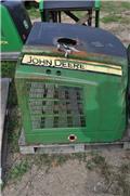 John Deere 1510 E, Kabin