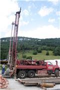 Schramm T450W, 1993, Bušilice za bunare