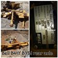 Bell B40, 2008, Site dumpers