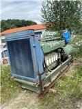 Deutz 250 KVA, 1967, Diesel Generatoren