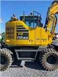 Komatsu PW118, 2019, Midi excavators  7t - 12t