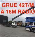 MAN TGS26.440, 2009, Flatbed Trucks
