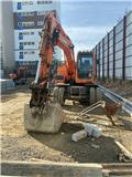 Doosan DX 140 W, 2010, Wheeled Excavators