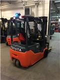 Toyota 8 FB ET 18, 2011, Electric forklift trucks