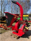 Junkkari HJ 250 M, 2013, Wood chippers