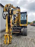 Liebherr A 900 C ZW, 2007, Excavadoras de ruedas