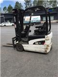 Caterpillar EP 16 NT, 2007, Electric Forklifts