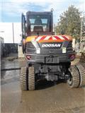 Doosan DX57W-5, 2018, Excavadoras de ruedas