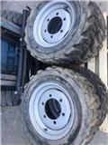 Bobcat 27X10.50-15, Tyres, wheels and rims