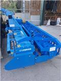 Lemken Zircon 10/350, Power harrows and rototillers