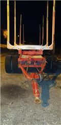 Kilafors SSB4A-36-101, 2006, Anhænger til tømmer