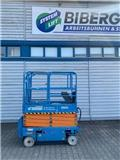 UpRight MX19, 2007, Saxliftar