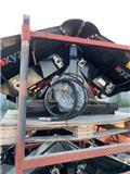 Nya vikplogar till kanonpris!, Sniega traktori