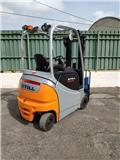Still RX 60-16, 2007, Electric forklift trucks