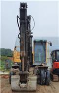 Volvo EW 145、2012、旋轉式挖土機(掘鑿機,挖掘機)