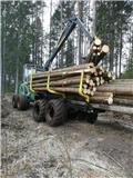 Novotny LVS5000, 2011, Forvarderi