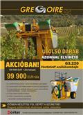 Gregoire G3.220, 2018, Grape harvesting machines
