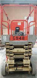 JLG 3246 ES, 2012, Nacelle ciseaux
