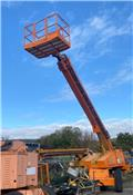Grove MZ 66 A, Telescopic boom lifts