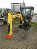 Yanmar SV 18, 2018, Mini excavators < 7t (Mini diggers)