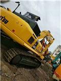 Komatsu PC450-7, Crawler excavators
