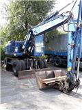 Komatsu PW 140-7, 2007, Rýpadlo-nakladače