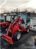 Weidemann 1250 lastmaskin, 2005, Kompakt traktorok