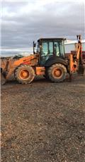 Case 595 SLE, 2001, Backhoe Loaders